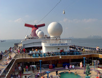 Cruise: Carnival Miracle 2011