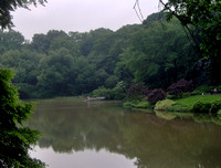 Lake in Central Park off 59th St